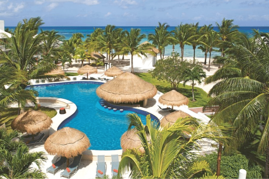 Secrets Aura Cozumel, one of the Best All Inclusive Resorts in Cozumel and Cozumel 5 star resorts