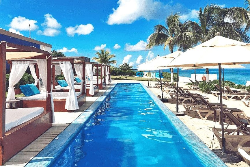 Fiesta Americana Cozumel, One Of The Best All Inclusive Resorts In Cozumel And Cozumel 5 Star Resorts