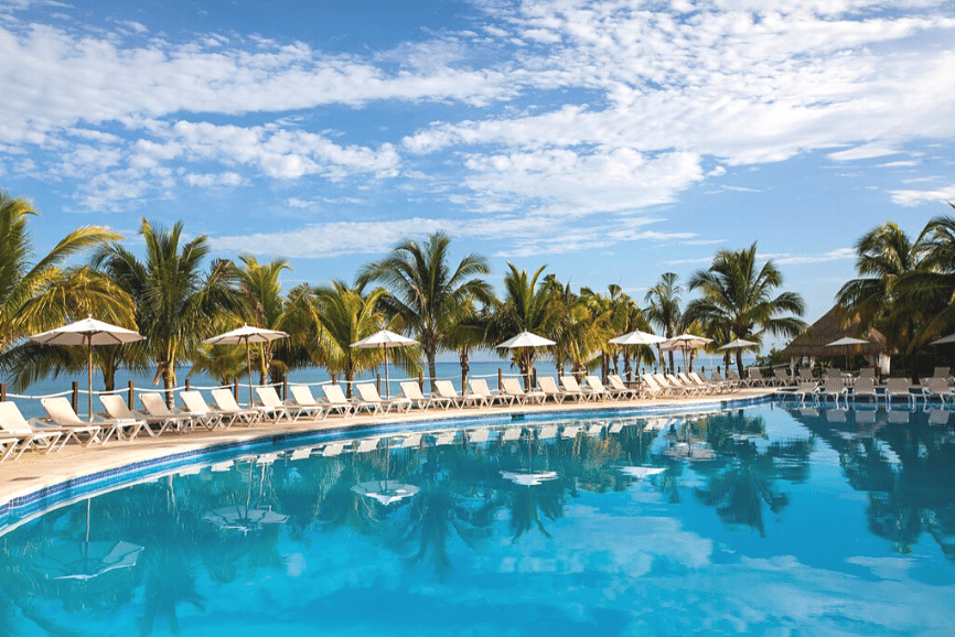 Occidental Grand Cozumel, one of the Best All Inclusive Resorts in Cozumel and Cozumel 5 star resorts