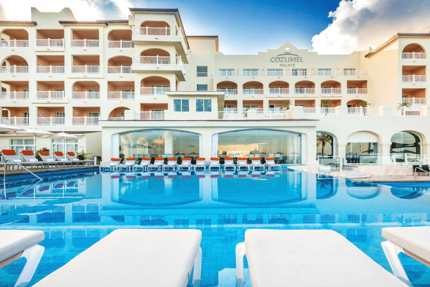Cozumel Palace, one of the Best All Inclusive Resorts in Cozumel and Cozumel 5 star resorts
