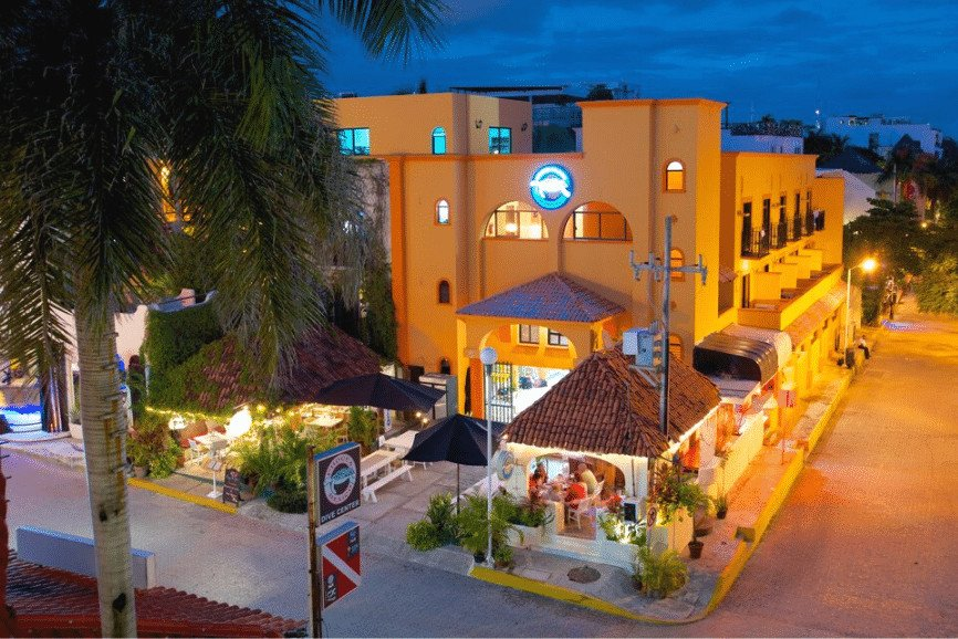 Hotel Plaza Playa, One Of The Best Hotels In Playa Del Carmen