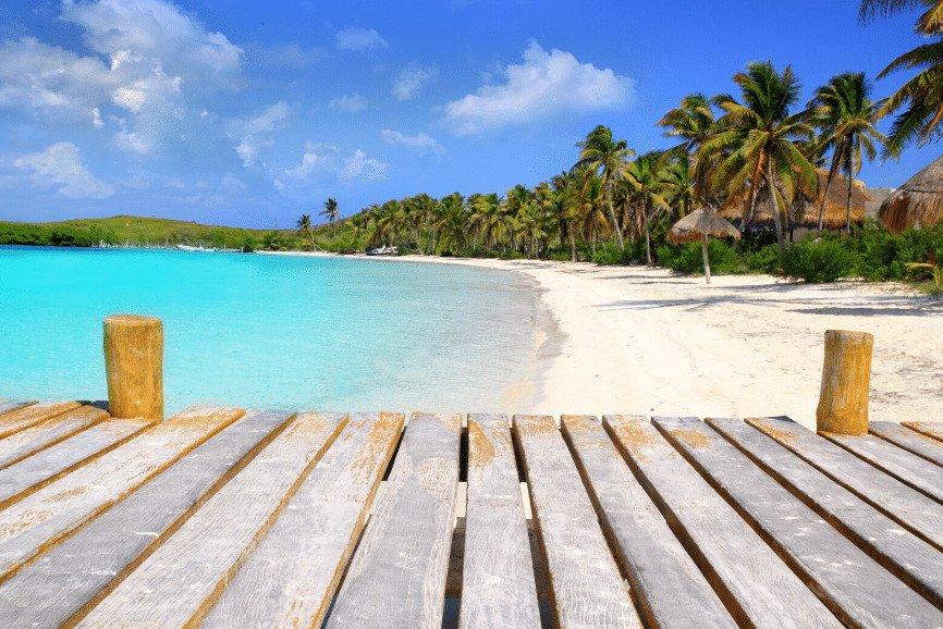 Beaches Galore In Isla Mujeres