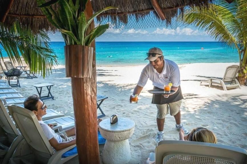 The Best Cozumel Beach Clubs