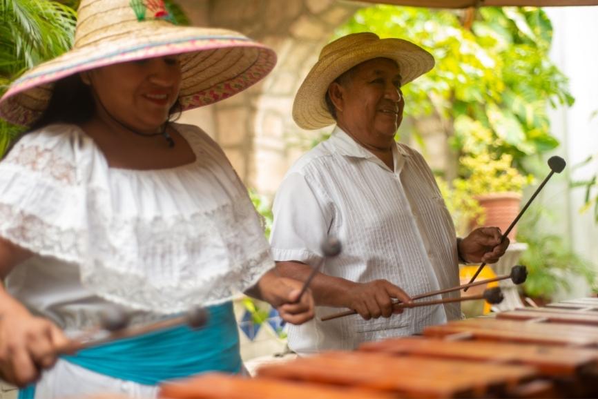 Panchos Backyard Cozumel, one of the best restaurants in Cozumel